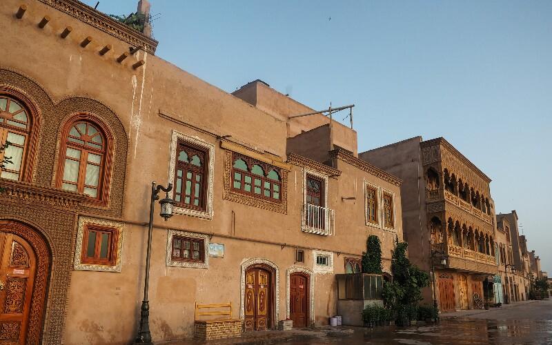 Kashgar Old City - the Seoul of Kashgar