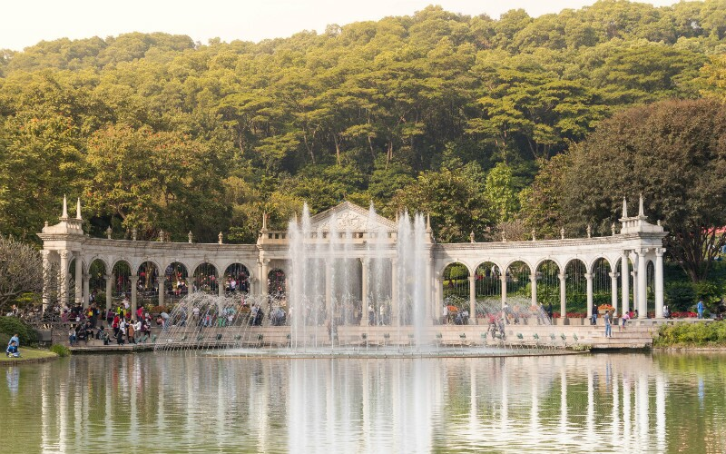 The Top Five Places for Outdoor Activities Around Guangzhou