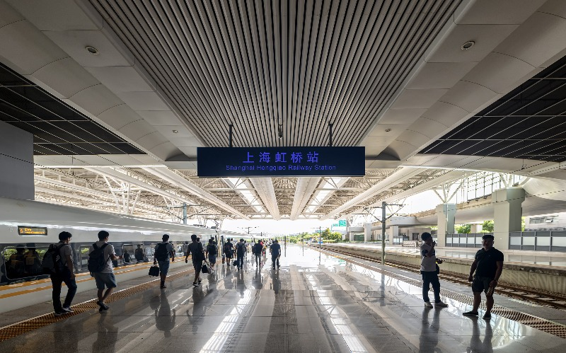 China Railway Stations and Schedules