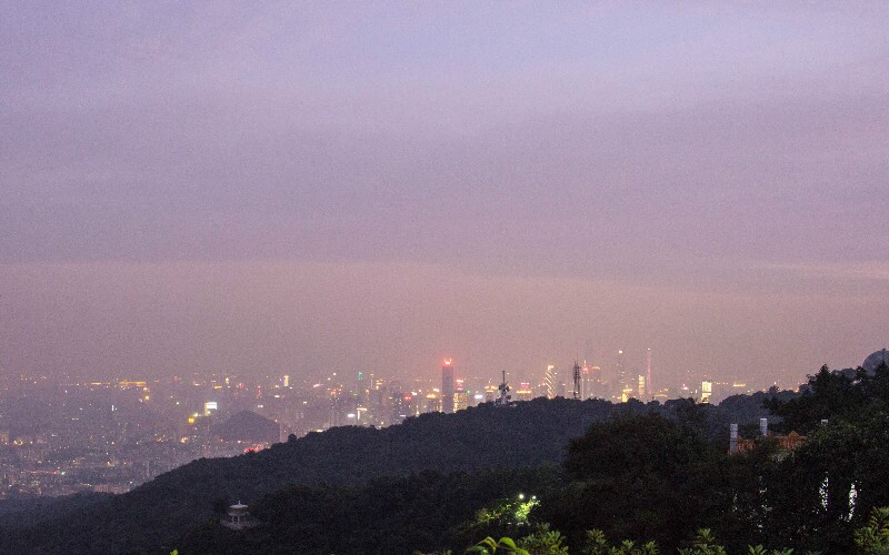 Guangzhou Baiyun Mountain, White Cloud Mountain