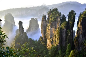 The Best Times to Visit Zhangjiajie