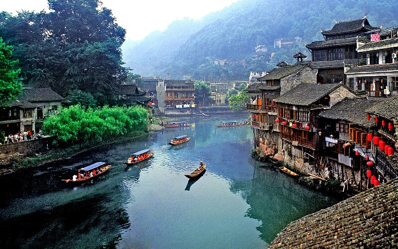 Fenghuang Attractions