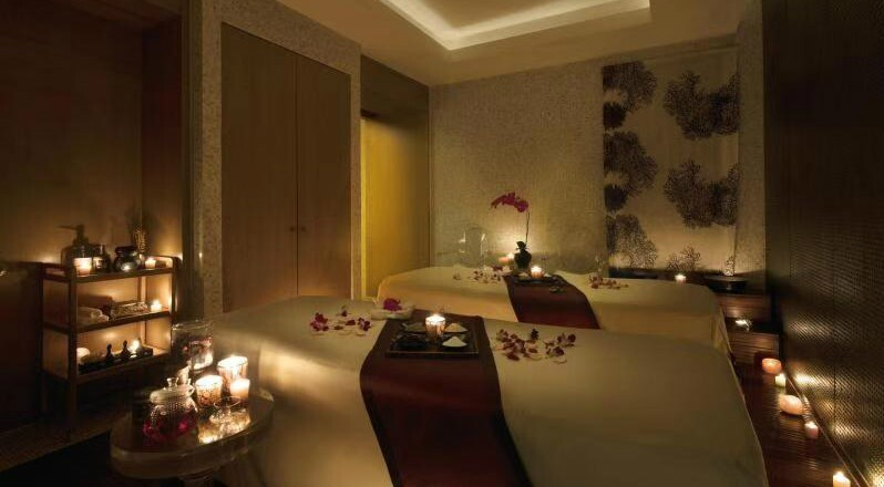 a spa room in Sunrise On The Bund hotel in shanghai
