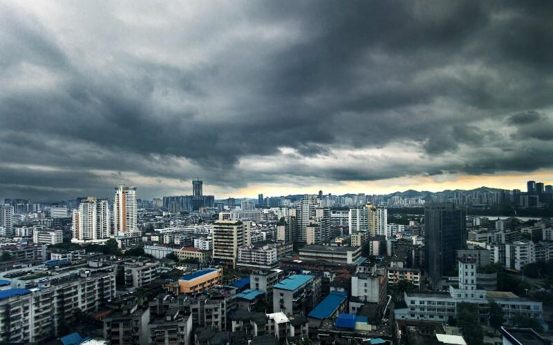 Travel in China's Typhoon Season