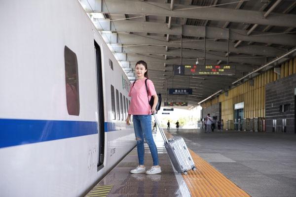 Trains Between Hong Kong and Guangzhou