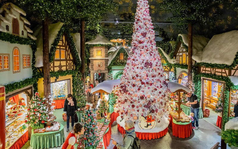 Christmas In The Park 2021 Dates The Hong Kong Winter Festival Winterfest 2020 2021