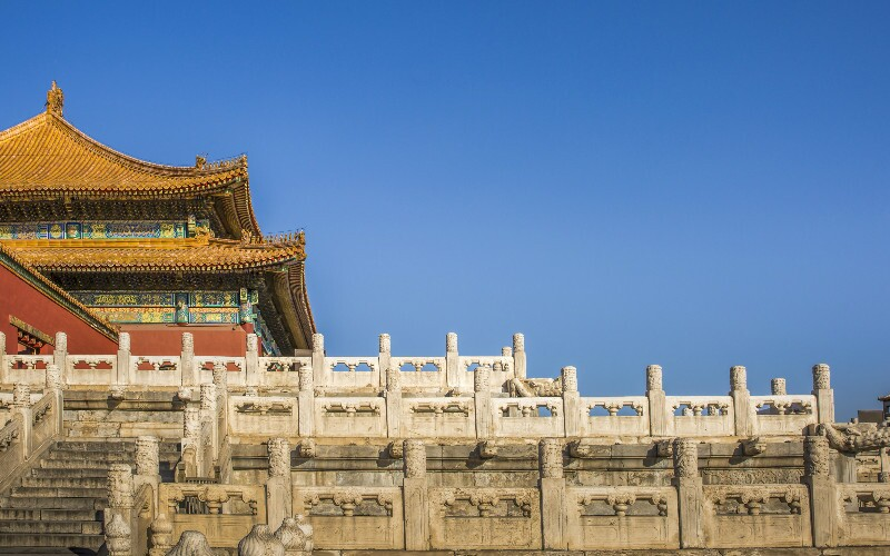 Hall of Central Harmony(Zhonghe Hall)