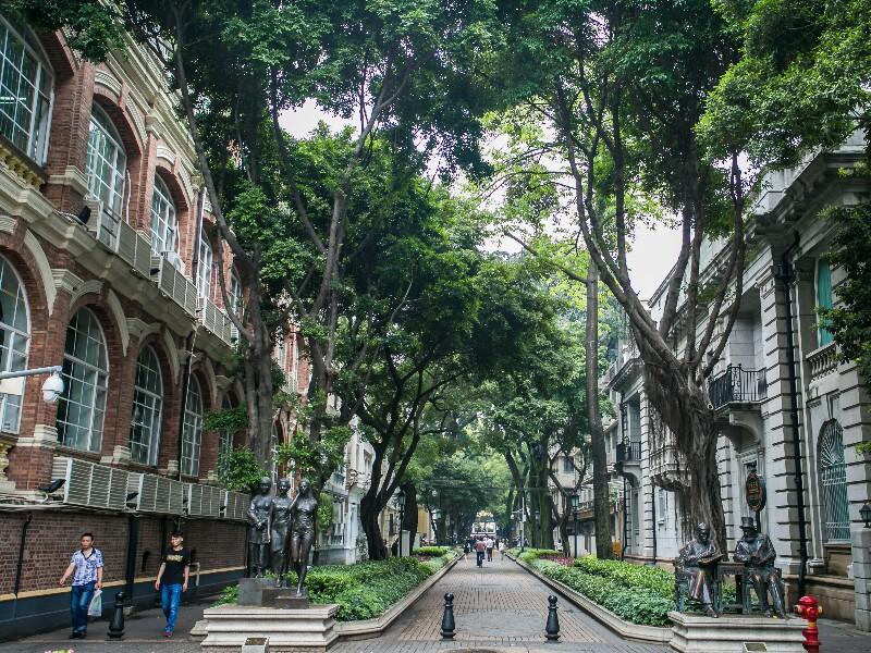 Guangzhou Weather in June