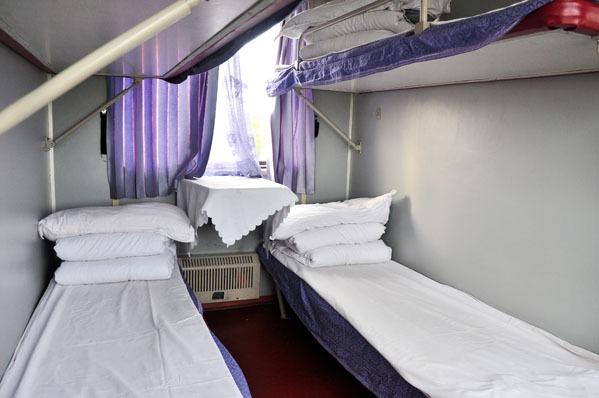 Seat Classes on Vietnam Trains