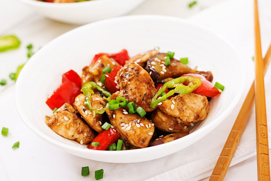 Best chinese dishes:Kung Pao Chicken
