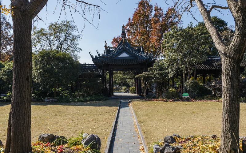 The Best Parks in Shanghai