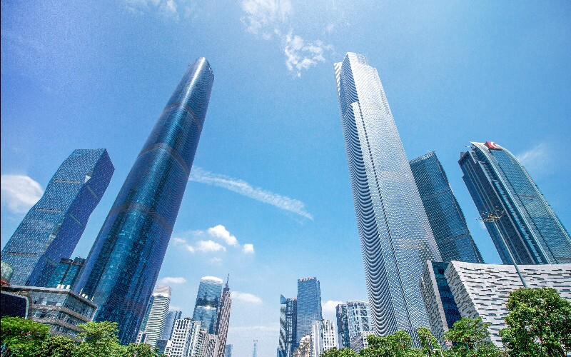 CTF Finance Centre Tower — New for 2016 in Guangzhou
