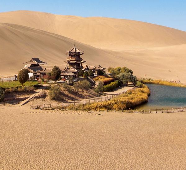 13-Day Beijing–Xi'an–Dunhuang–Urumqi–Shanghai Tour