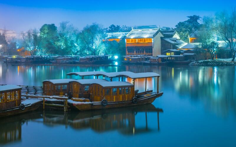 Hangzhou Weather in December