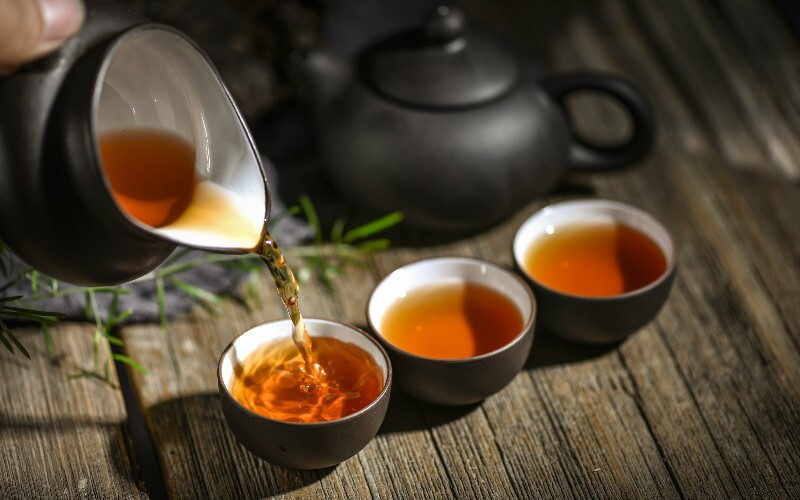 7 Types of Tea in China