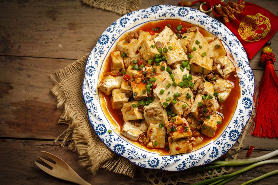 Best Chinese Dishes:Ma Po Tofu
