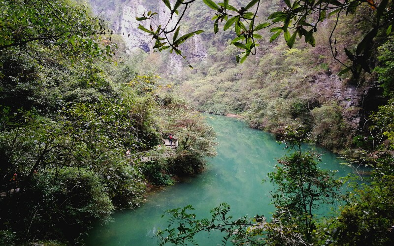 Nanjiang Canyon - So Fun You May Want to Stay Forever