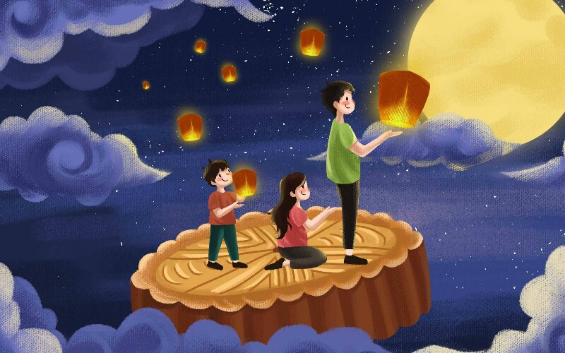 Does the Moon Look Biggest at Mid-Autumn Festival?