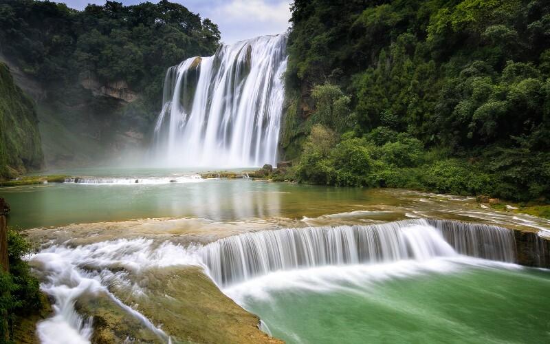 China's Top 5 most Beautiful Waterfalls