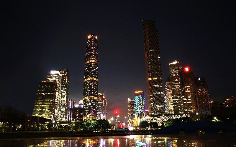 Guangzhou IFC Tower — Guangzhou's First Tall Skyscraper