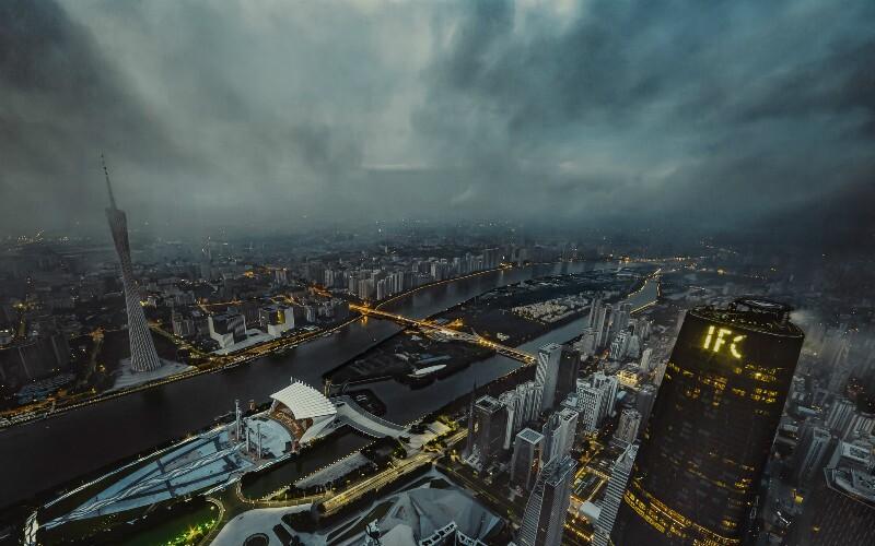 Guangzhou Weather in May