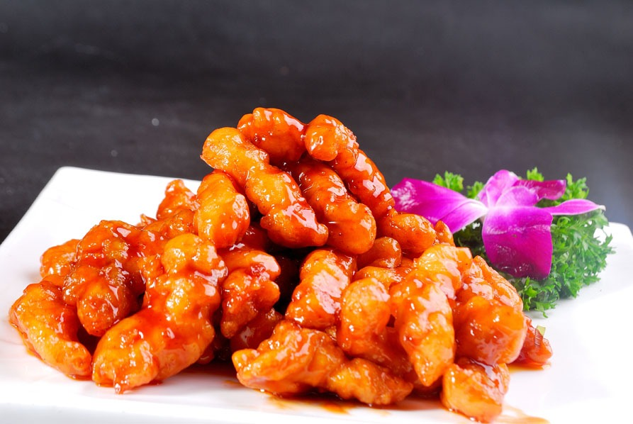 Best chinese dishes:Sweet and Sour Pork