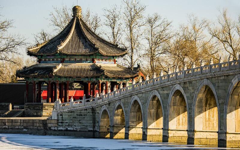 Beijing Weather in November