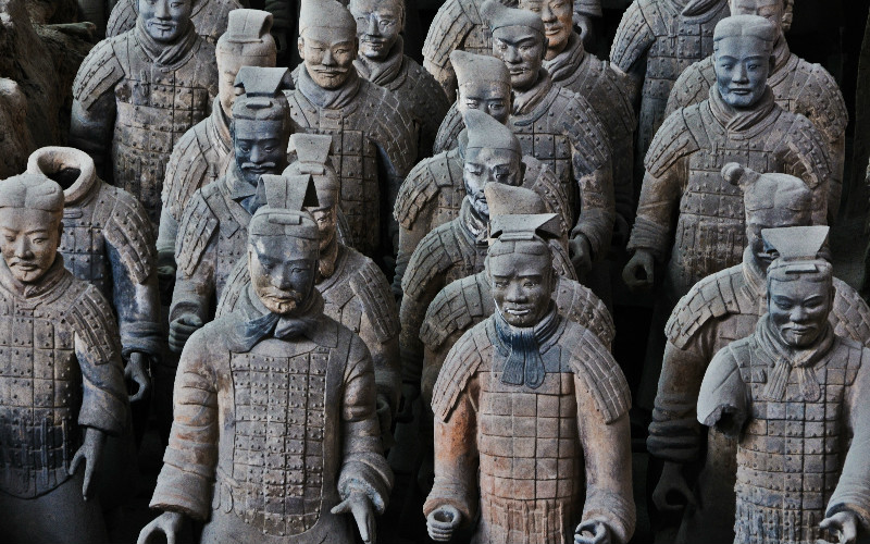 The Qin Dynasty — First Imperial Dynasty in China