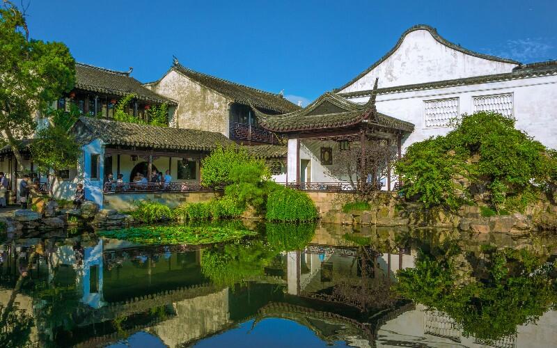 The Top 5 Classic Gardens in Suzhou