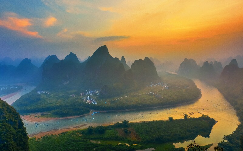 Top 6 Places to Visit in June in China