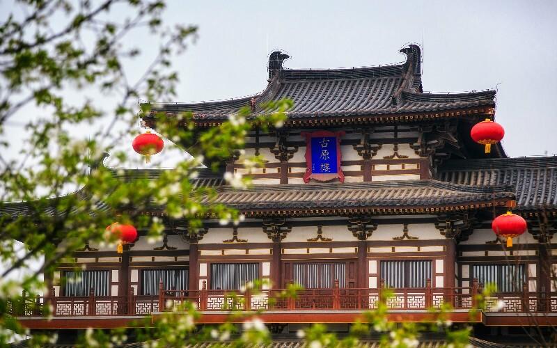 Qinglong Si (Green Dragon Temple)