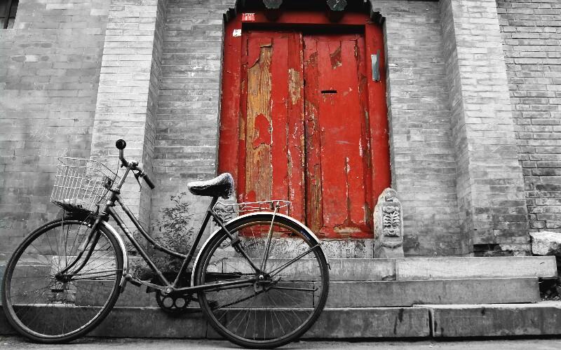 Beijing Biking