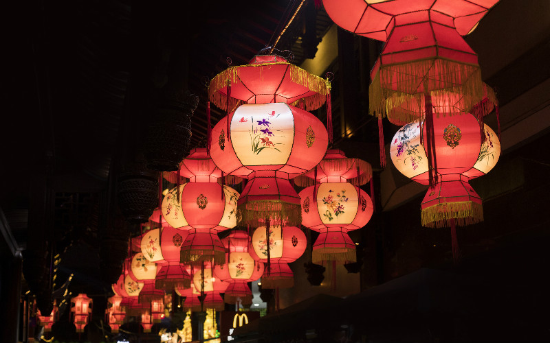 Chinese Lanterns — What They Are and How They're Used