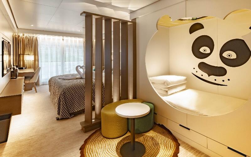 Choose a Yangtze Cruise Cabin