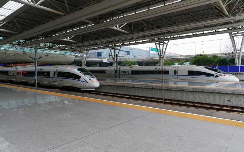 Guangzhou – Guilin/Yangshuo Train