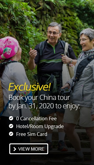 china tour 2020 early bird promotion