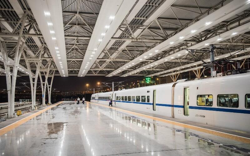 Beijing-Xian/Xian-Beijing Train