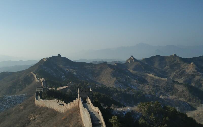 Zhangjiakou Great Wall Section