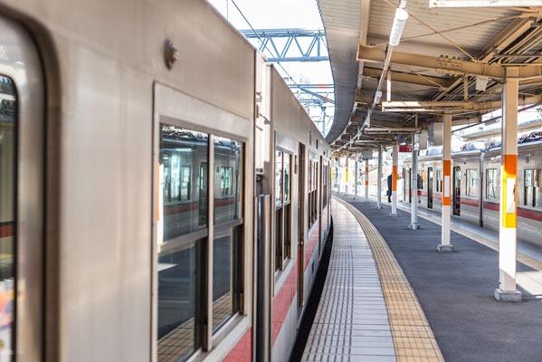 Trains Between Shinkansen Tokyo and Osaka