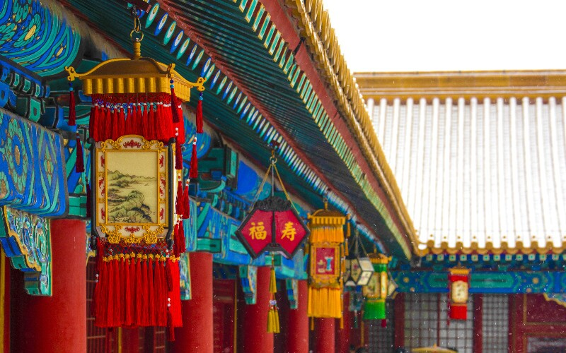 Ancient Chinese Architecture History