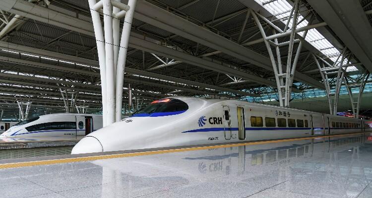 Guangzhou high-speed railway station