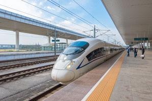 bullet train to badaling great wall