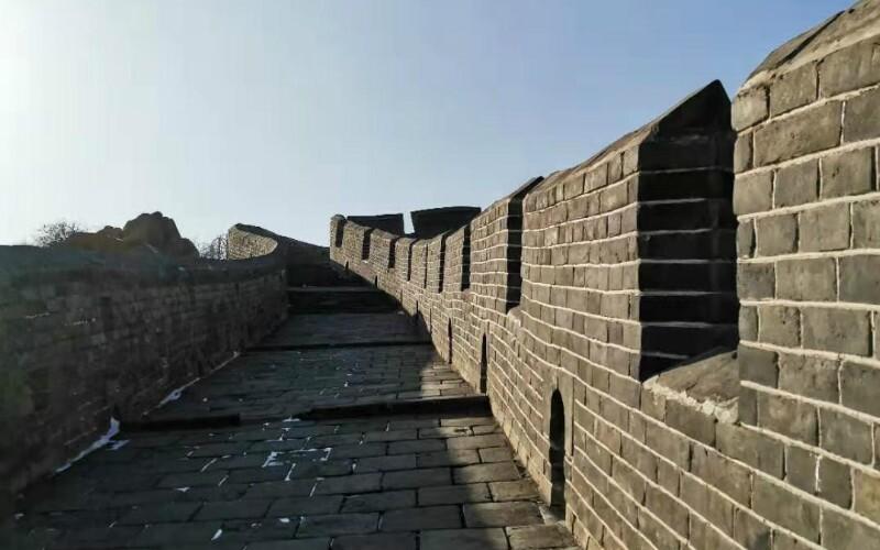 The Niangziguan Pass Great Wall Section
