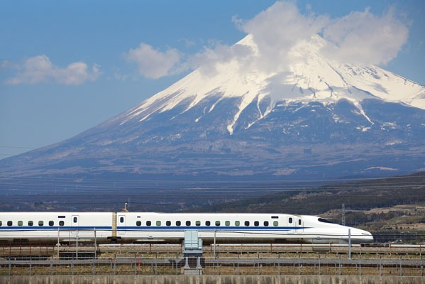 Shinkansen – Bullet Trains in Japan