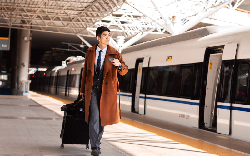 Instructions for Purchasing Hong Kong Train Tickets