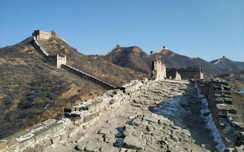 How Long Did It Take to Build the Great Wall of China?