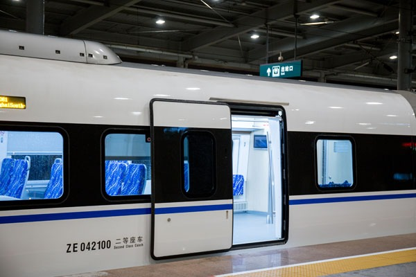 Facilities on China Trains