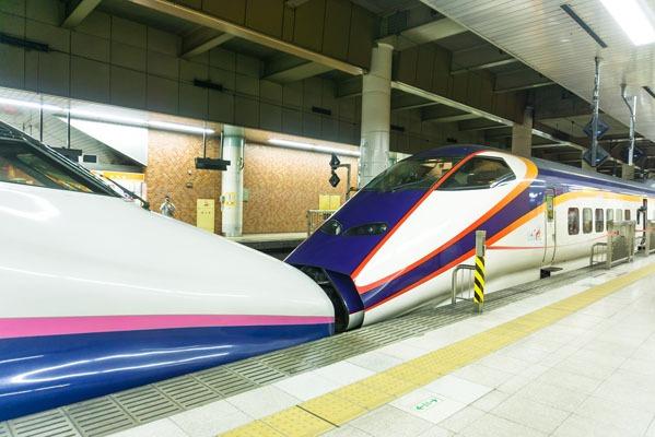Train Types on Japanese Trains