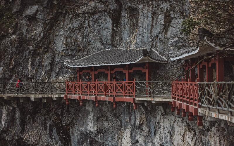 How to Plan a Tour from Shanghai to Zhangjiajie