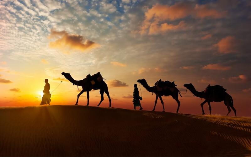 Taklamakan Desert Tourist Scenic Region